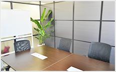 西船橋法律事務所の相談室